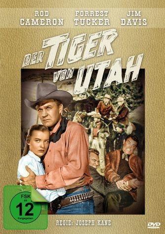 DVD »Der Tiger von Utah«