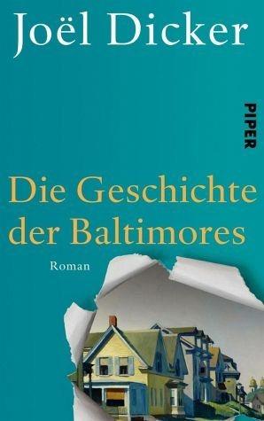 Gebundenes Buch »Die Geschichte der Baltimores«