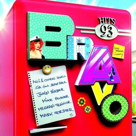 Audio CD »Various: Bravo Hits 93«