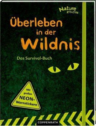 Broschiertes Buch »Nature Zoom: Überleben in der Wildnis«