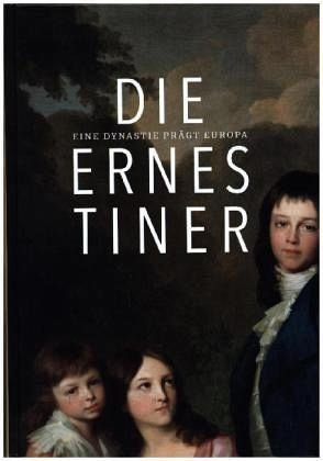 Gebundenes Buch »Die Ernestiner«