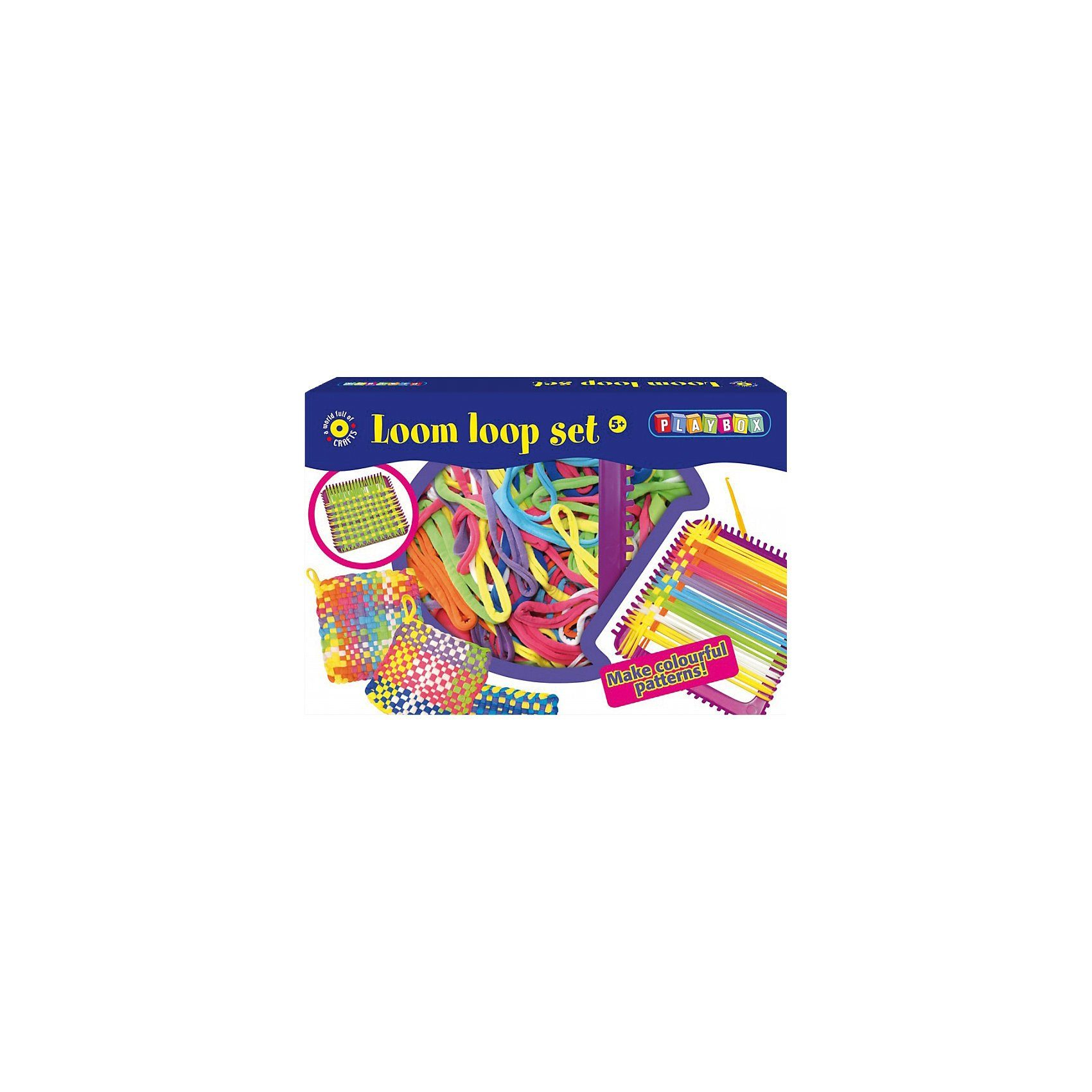 Playbox Webrahmen Loom Loops
