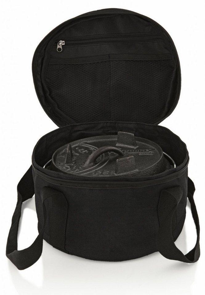 Petromax Camping-Kocher »Tasche für Feuertopf zu Modell ft 3« in schwarz