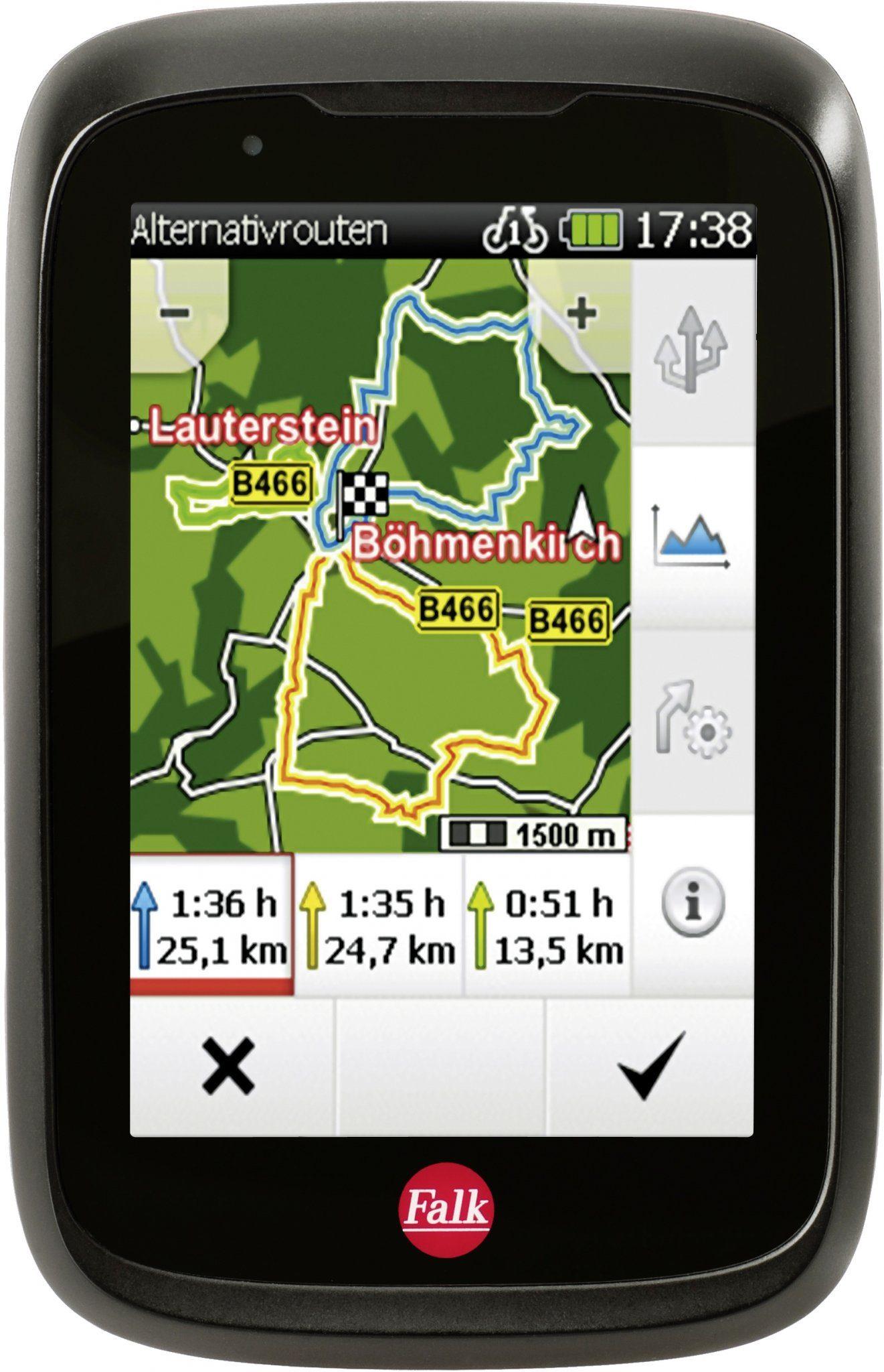 Falk Navigationsgerät »Tiger Geo«
