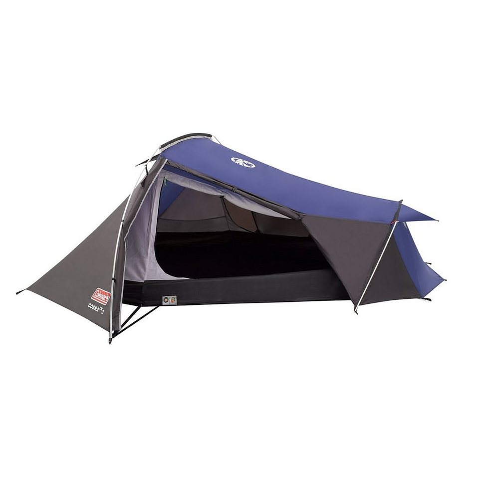 Coleman Zelt »Cobra 3 Tent« in schwarz
