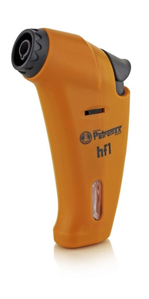 Petromax Camping-Beleuchtung »HF1 Mini-Gasbrenner« in orange
