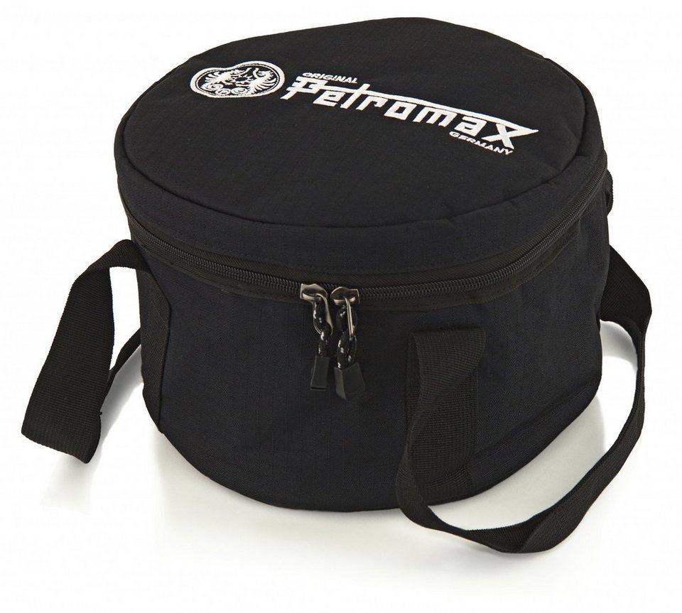 Petromax Camping-Kocher »Tasche für Feuertopf zu Modell ft 12« in schwarz