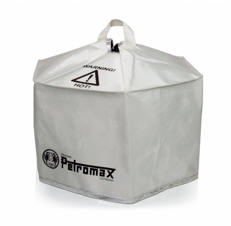 Petromax Camping-Kocher »Umluftkuppel« in grau