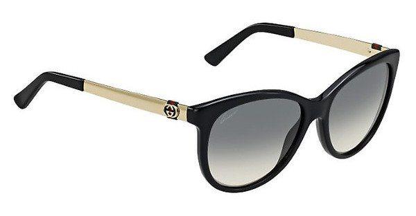 Gucci Damen Sonnenbrille » GG 3784/S« in ANW/DX - schwarz/grau