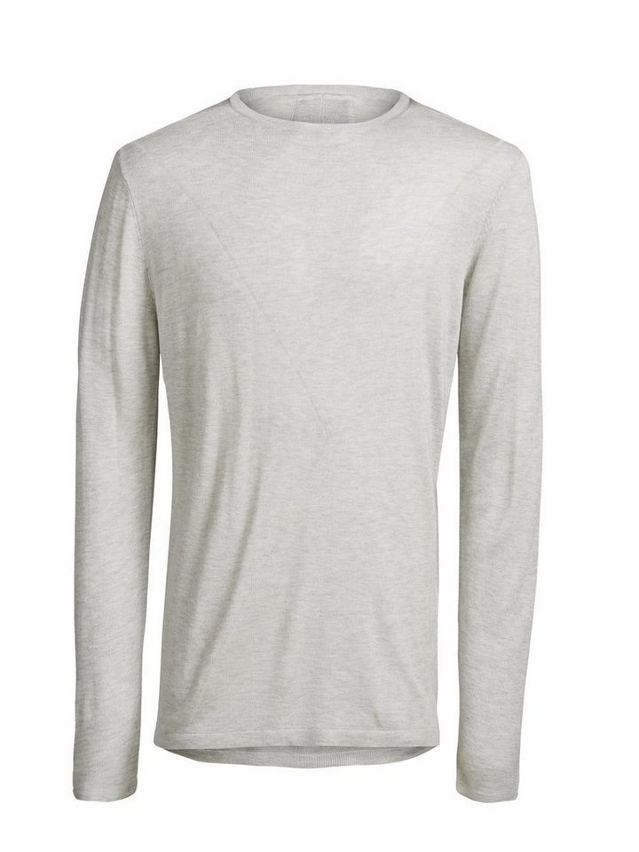 Jack & Jones Leichter Pullover in Treated White