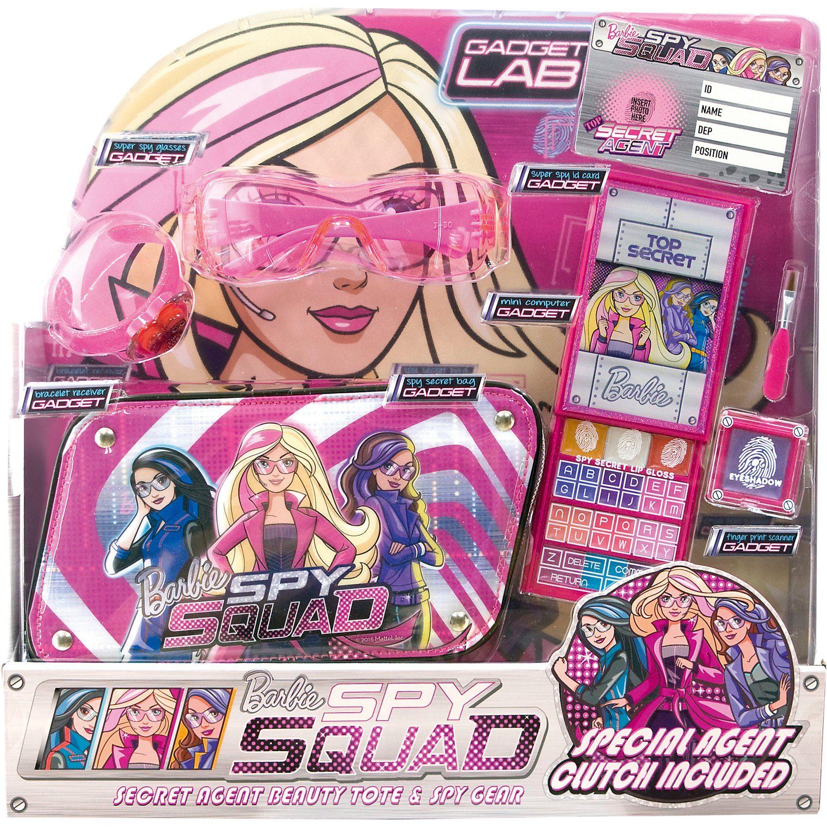 Empeak Barbie Das Agententaem Kosmetiktasche