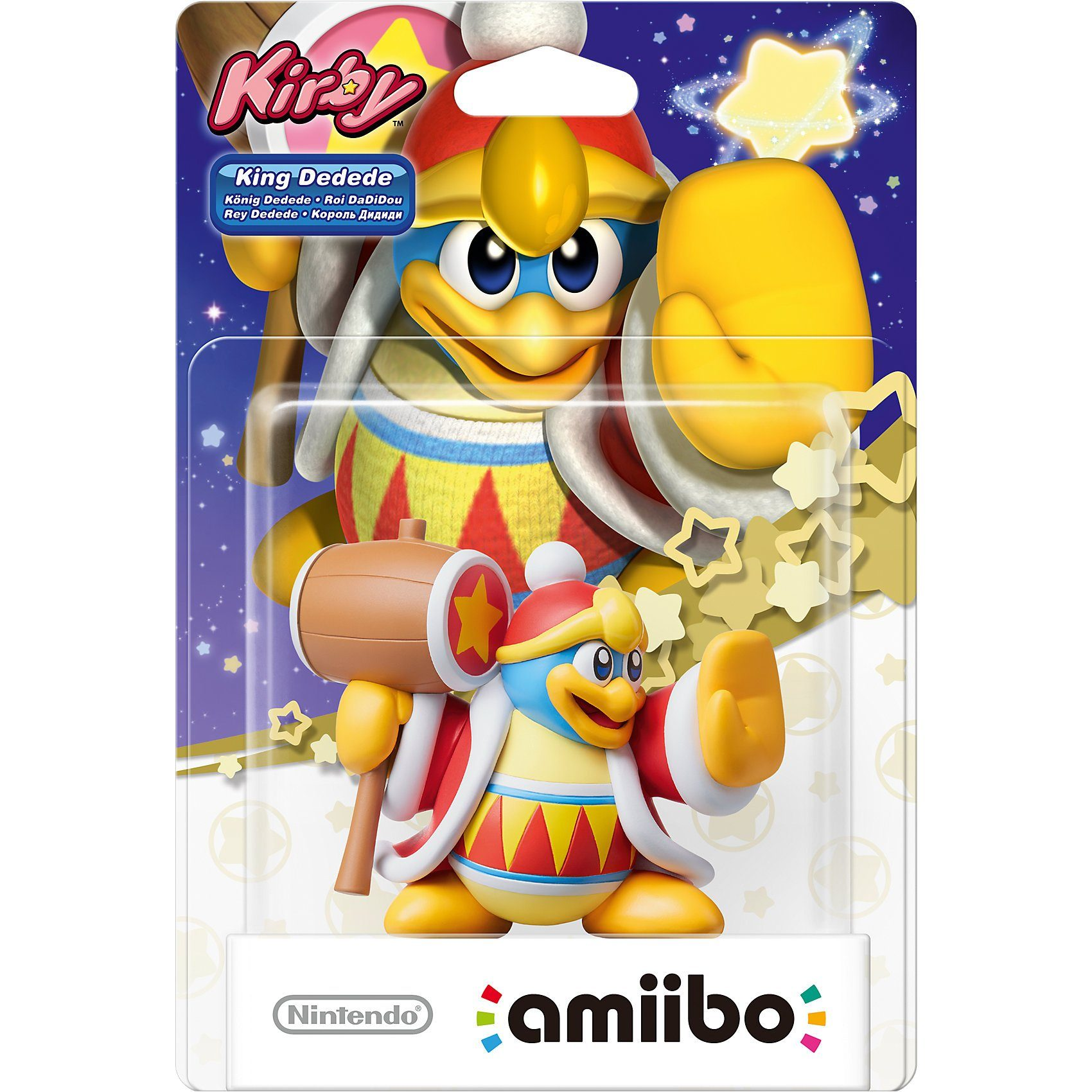 Nintendo amiibo Figur König Dedede (Kirby)