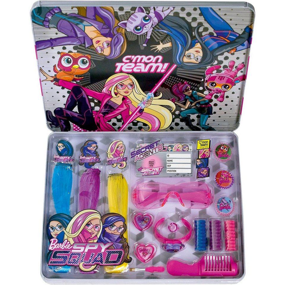 Empeak Barbie Das Agententeam Haarkreationen