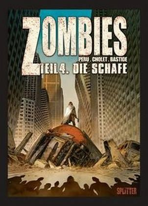 Gebundenes Buch »Zombies 04. Die Schafe«