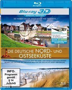 Blu-ray »Die deutsche Nord- und Ostseeküste«