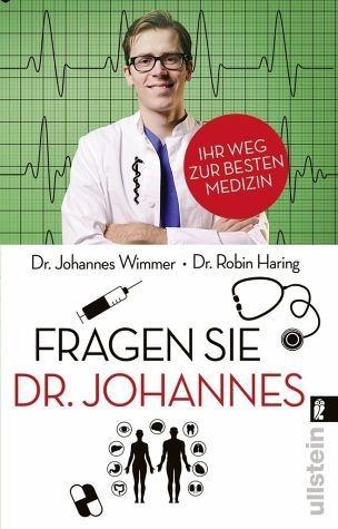 Broschiertes Buch »Fragen Sie Dr. Johannes«