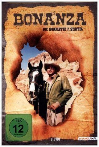 DVD »Bonanza - 7. Staffel«