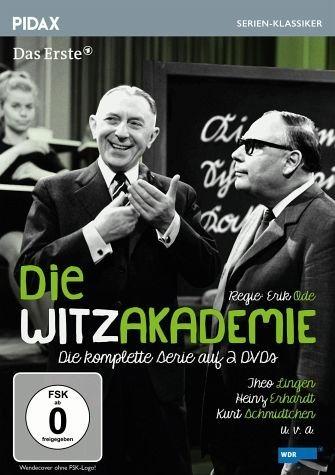 DVD »Die Witzakademie - Die komplette Serie (2 Discs)«