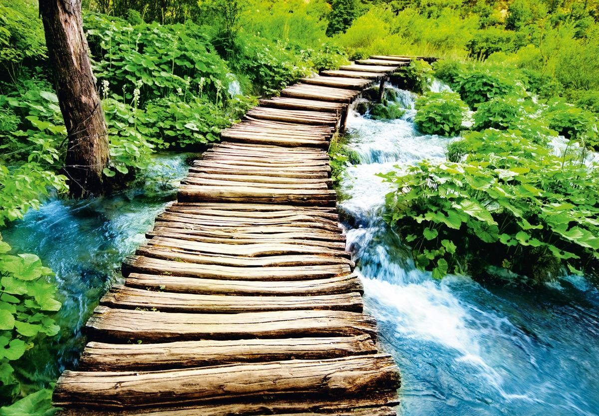 Eurographics Fototapete »Stairway To Heaven I«, 366/254 cm