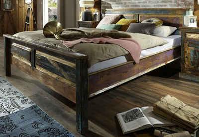 Altholz Betten Online Kaufen Otto