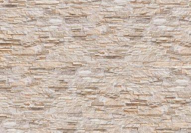 eurographics fototapete natural stone wall 366 254 cm online kaufen otto. Black Bedroom Furniture Sets. Home Design Ideas