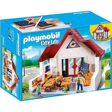 Playmobil® Schulhaus (6865), »City Life«