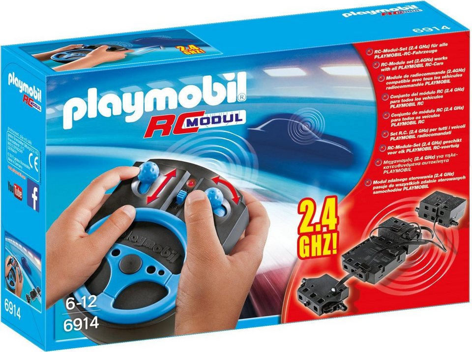 Playmobil® RC-Modul-Set 2,4 GHz (6914)