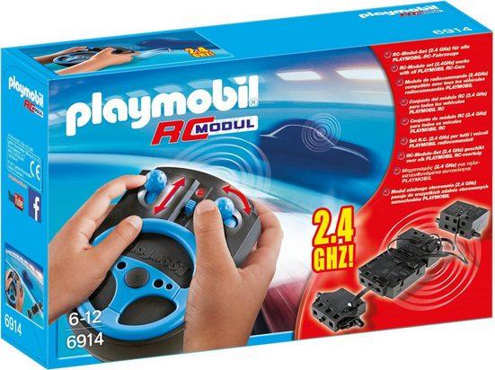 Playmobil® Konstruktions-Spielset »RC-Modul-Set 2,4 GHz (6914)«