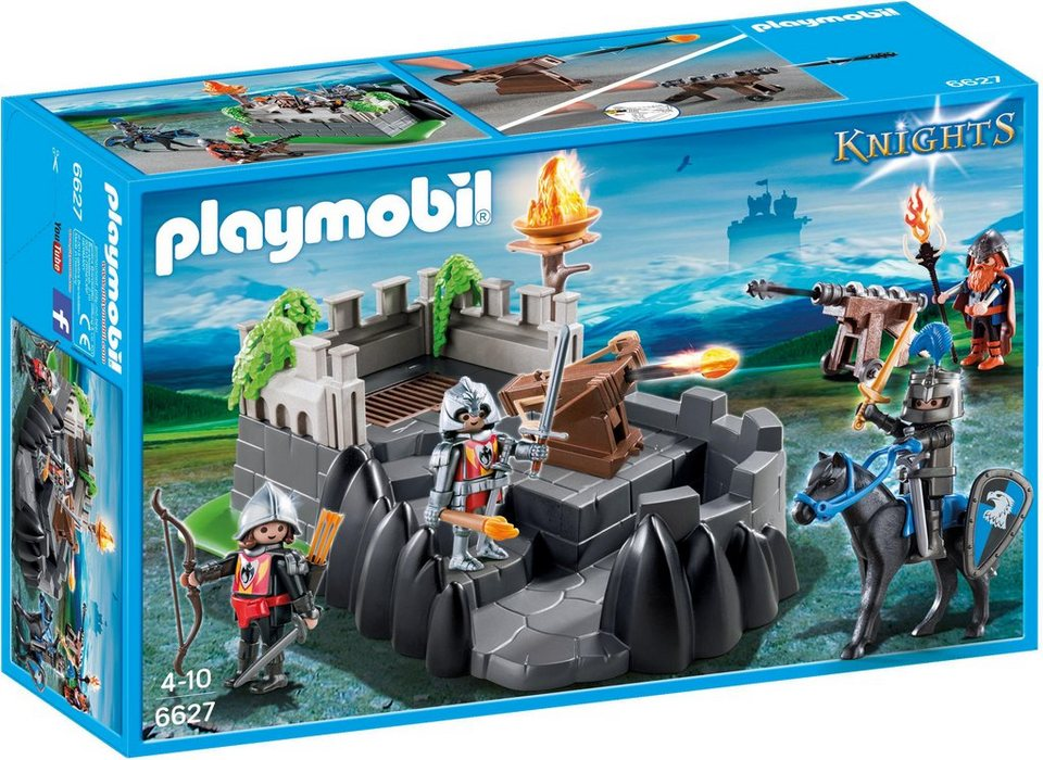 Playmobil® Drachenritter-Bastion (6627), »Knights«