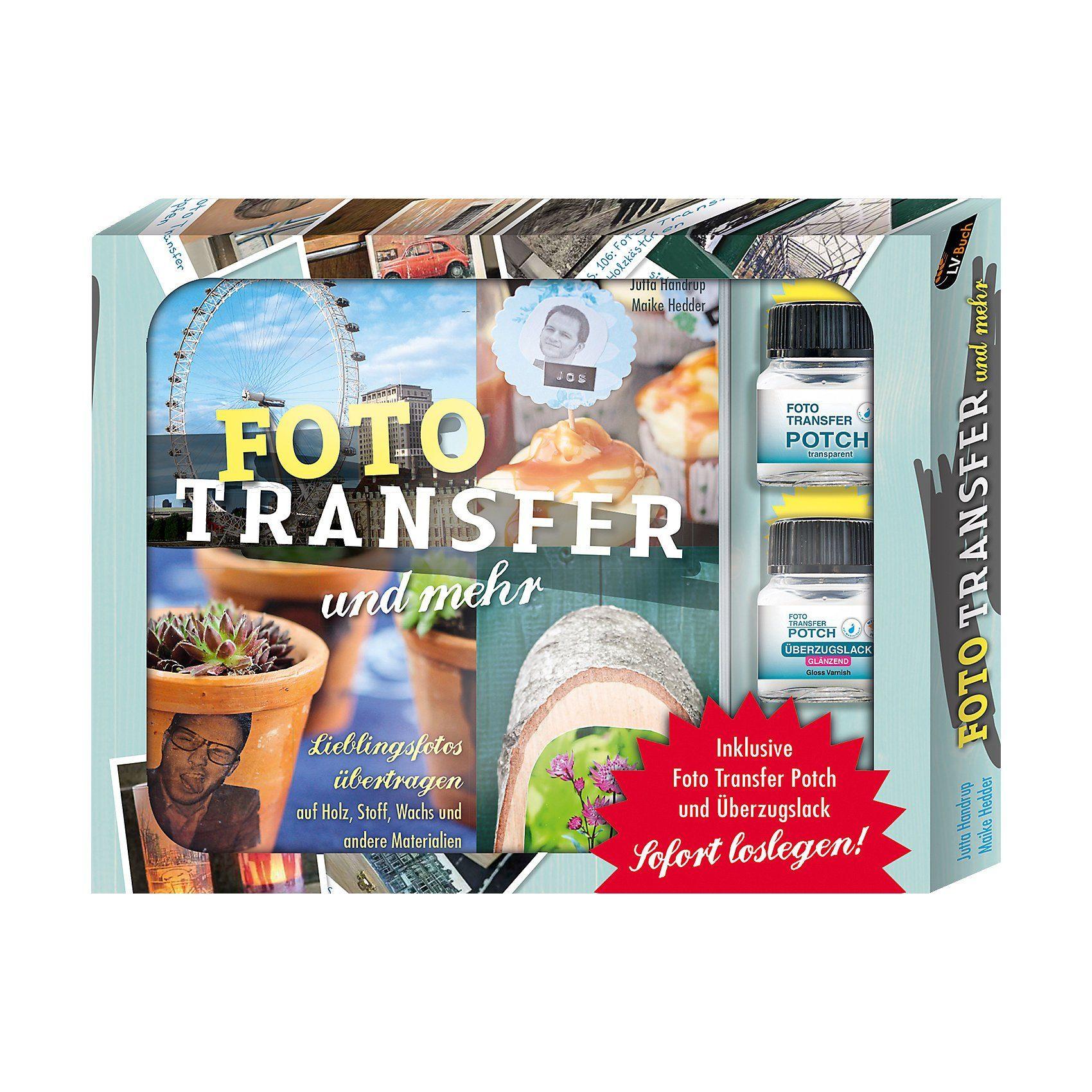 C. KREUL Foto Transfer und mehr - Starterbox mit Buch