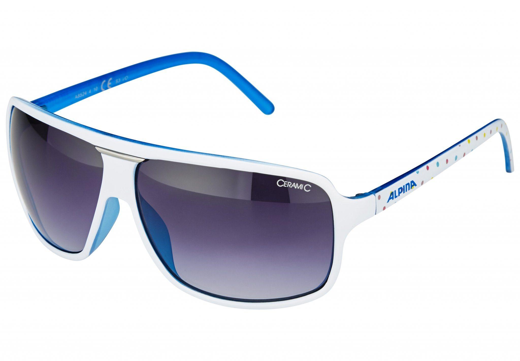 Alpina Radsportbrille »Manja Brille«
