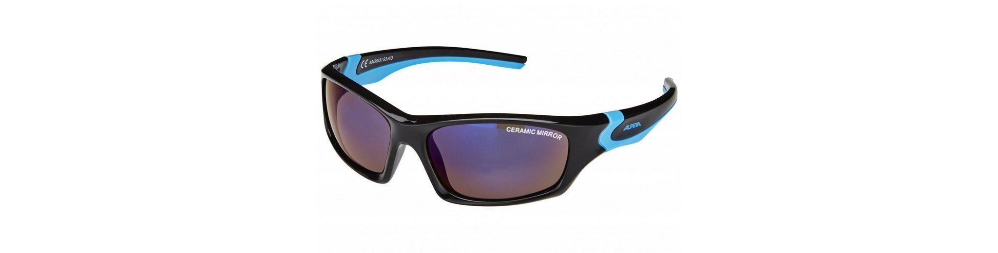 Alpina Radsportbrille »Flexxy Teen Brille«