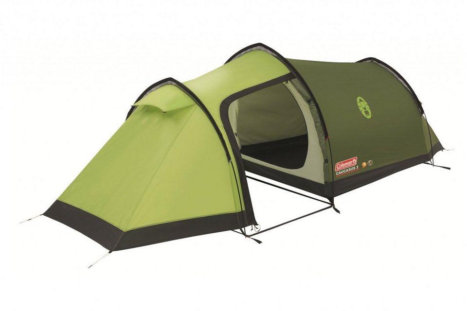 Coleman Zelt »Caucasus 2 Tent« in grün