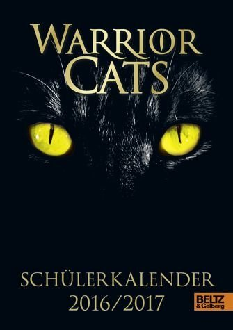 Kalender »Warrior Cats - Schülerkalender 2016 / 2017«
