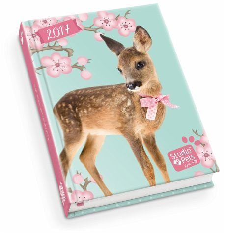 Kalender »Studio Pets Taschenkalender 2017«