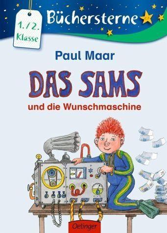 Gebundenes Buch »Das Sams und die Wunschmaschine / Das Sams...«