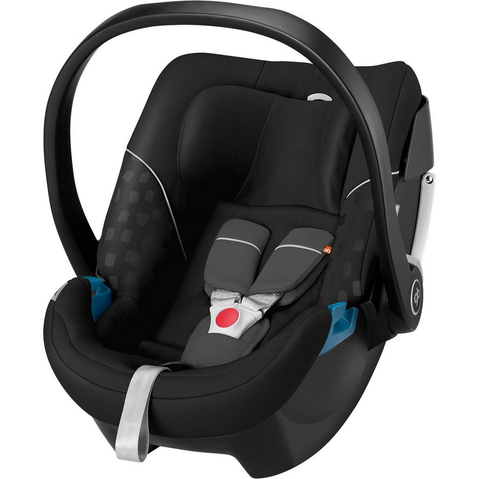 Goodbaby Babyschale Artio, Monument Black, 2017 in schwarz