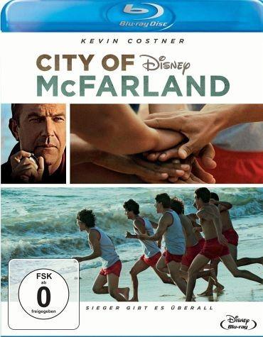 Blu-ray »City of McFarland - Sieger gibt es überall«