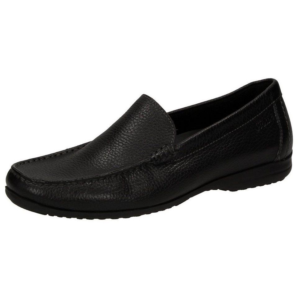 Sioux Slipper »Gilles« in schwarz