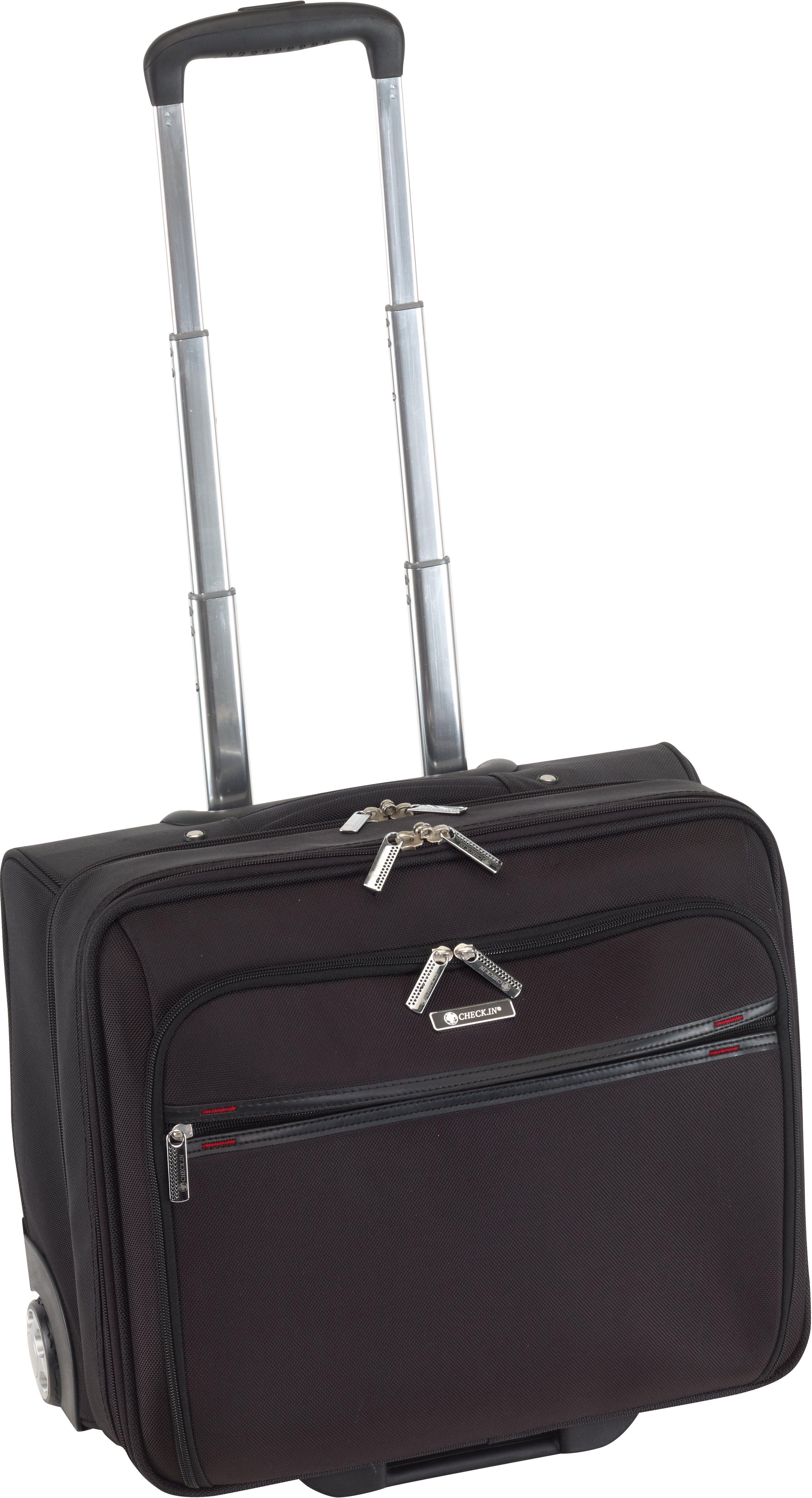 CHECK.IN® Businesstrolley mit 2 Rollen, »Business Cabin Case Bonn«