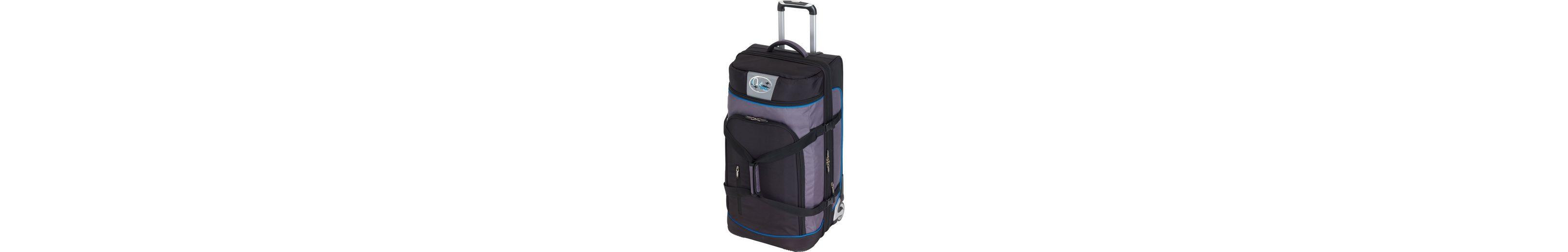 OutBAG Trolley-Reisetasche mit 2 Rollen, »OutBAG SPORTS XL, schwarz/blau«