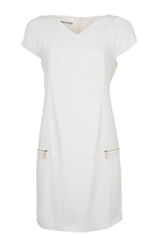 TUZZI Kleid in offwhite
