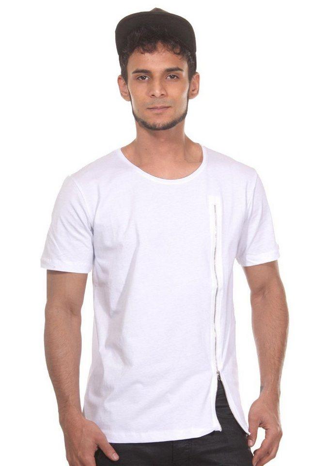 CATCH T-Shirt Rundhals in weiss