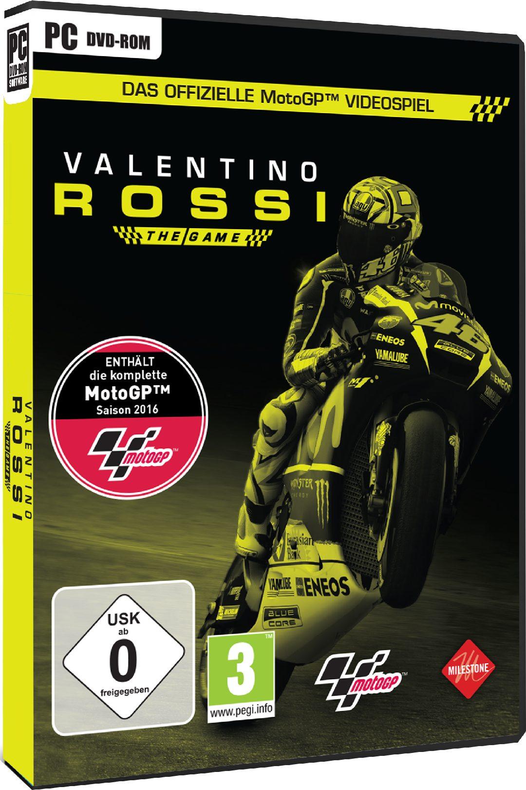 Bandai Namco Valentino Rossi - The Game (MotoGP 2016) »PC«