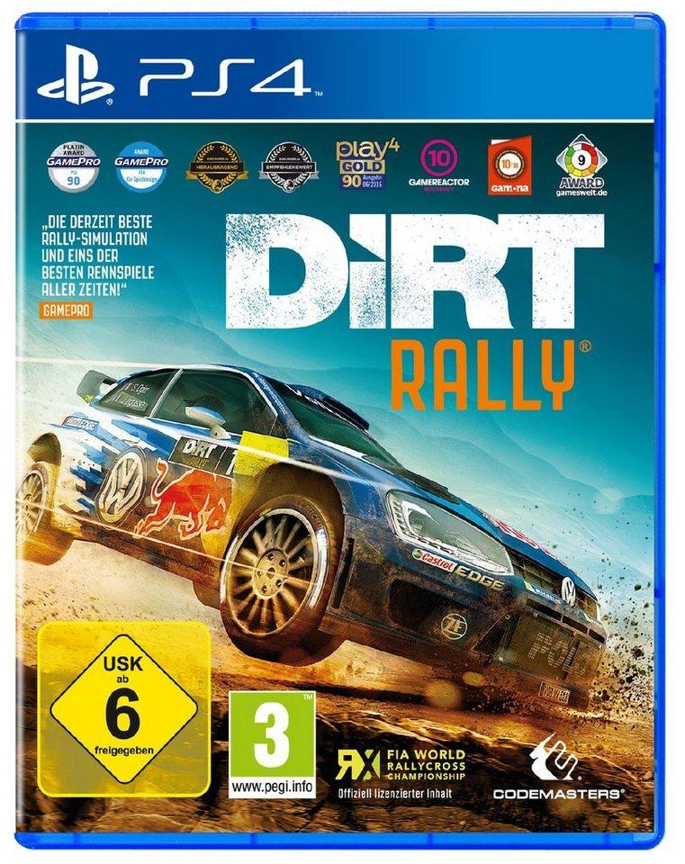 Koch Media DiRT Rally »(PS4)«