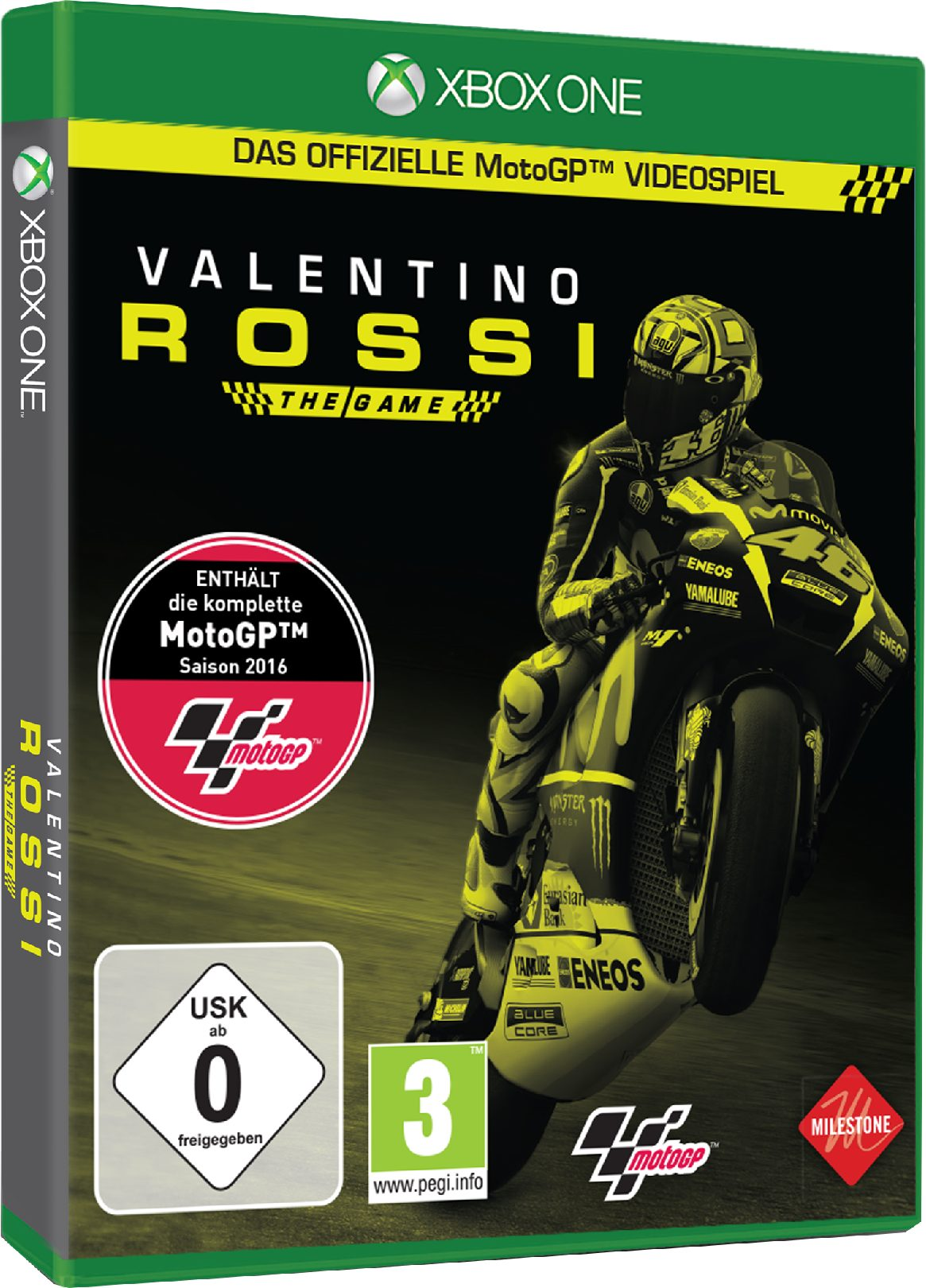 Bandai Namco Valentino Rossi - The Game (MotoGP 2016) »XBox One«