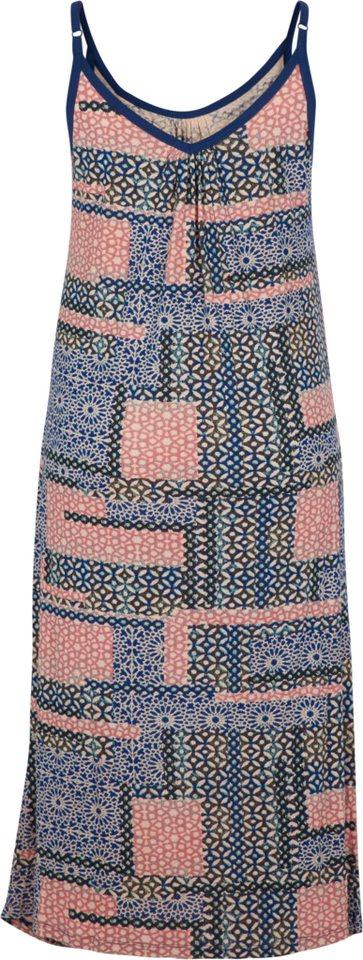 Zizzi Kleid in Dress Blues Comb