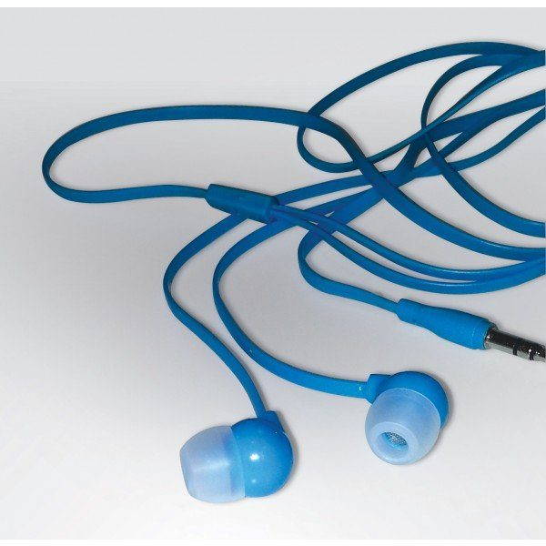 Travel Blue In Ear Kopfhörer, blau