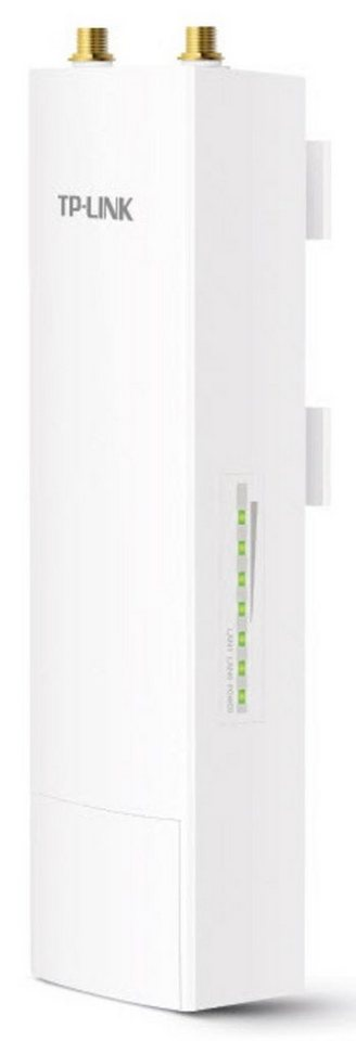 TP-Link Access-Point »WBS210 2,4GHz 300MBit Outdoor AP« in Weiß