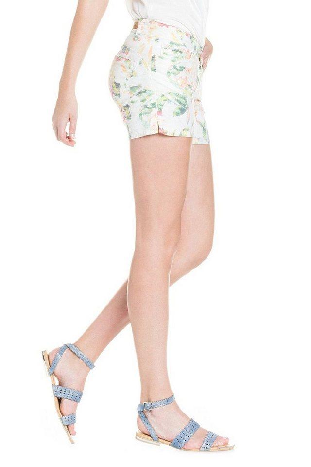 salsa jeans Kurze Hose »Shorts« in White